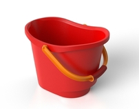 Mop Bucket (with IDESO)