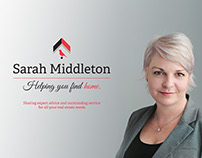 Sarah Middleton - Real Estate Expert