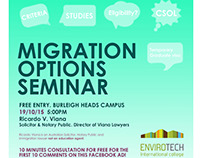 Seminar: Print and Social Media