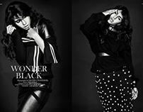 Wonder Black-Editorial for Ellements Magazine,New York
