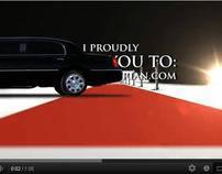 Red Carpet Invitation