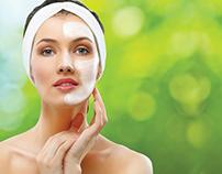 Cosmetics Catalog Design - Shampoo & Cream