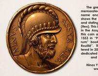 Assyrian Coin
