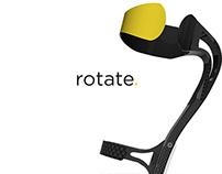 Rotate Crutch