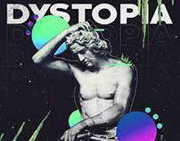 DYSTOPIA - Cover art