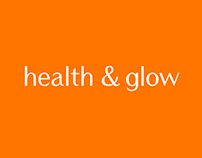 Health & glow OOH Video