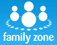 """Blame Family Zone"" Radio campaign"