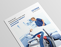 Brochure for Getinge Group (Russia)