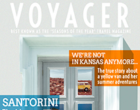Magazine Cover | Voyager
