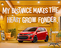 CHEVY Small Cars: OOH