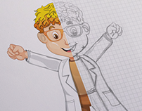 draw Personalized for educational books