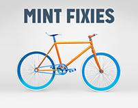 Mint Fixies: Identity & App