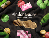 Indonesian Traditional Food - Portfolio Project