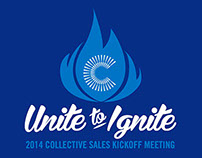 Unite to Ignite - Event Branding