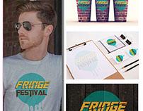 Toronto Fringe Festival (Rebranding concept)