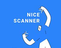 Nice Scanner: App Promo