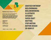 beshart - portfolio site