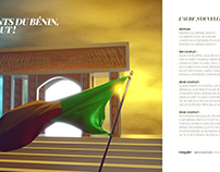 Benin independance day 2020