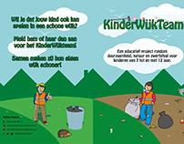 Brochure, KinderWijkTeam