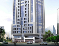 Residential-Tower-Airport Street-Abu-Dhabi-UAE