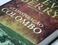 A CONSPIRAÇÃO COLOMBO | Capa de livro