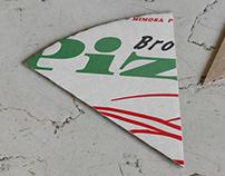 MIMOSA pizza