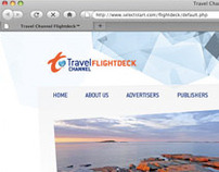 Travel Channel FlightDeck