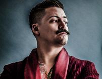 Mr. Blua & His Magic Mustache