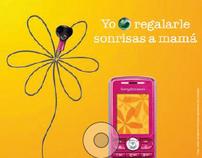 Sony Ericsson Branding