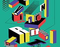 VISIONI RITMICHE-Poster
