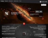 Quasar cms - Very content management system