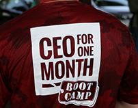 2016 CEO for One Month