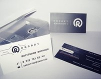 My business cards!)