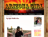 Arizona Girl Blog