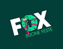 Fox Bumper Natale