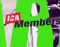 ICA Memebrship Brochures