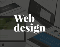 Web design Selected Projects