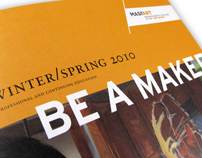 MassART Continuing Education Catalog