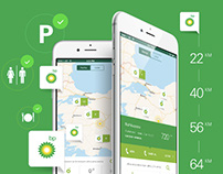 BP Turkey mobile app