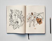 Daily Sketch Blog