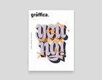 Ilustraciones para la revista Graffica