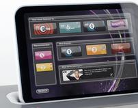 Element Radio - Interface