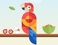 Css Parrot