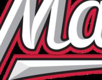 Baseball Mack Logo