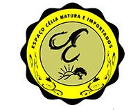 Project Espaço Célia Natura - Logo
