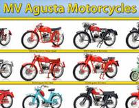 MV Agusta Poster