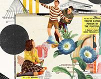 Collage Artwork 208-210
