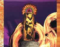 Dakini Chronicles: multimedia performance