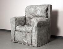 Concrete Sofa Chair