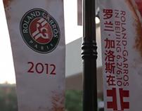 Roland Garros Beijing | Opening